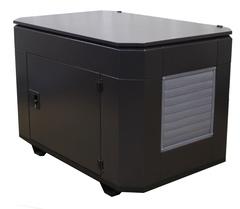 Вспогодный шумозащитный миниконтейнер (RAL 8019)