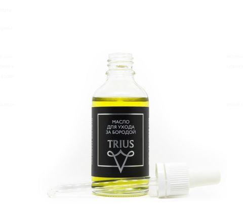 Trius Масло для ухода за бородой без запаха 50 ml