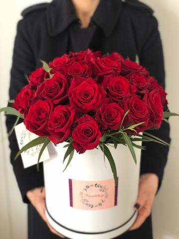 Deliver Red Roses to Tbilisi