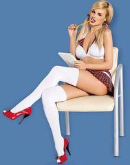 Сексуальный костюм школьницы Schooly