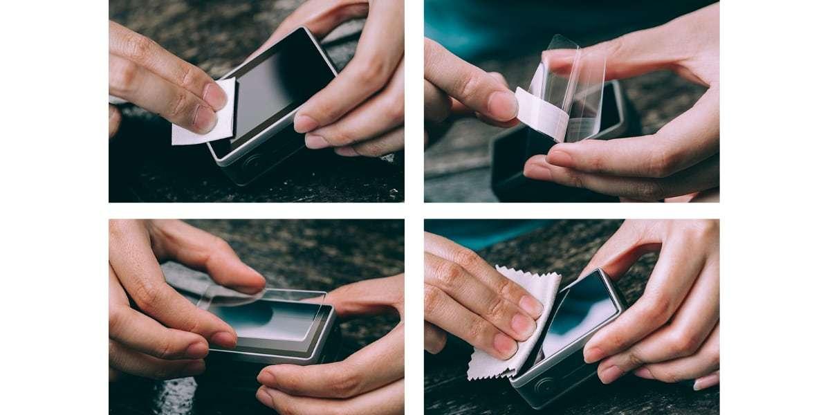 Защита экранов PGYTECH OSMO ACTION Screen Protector
