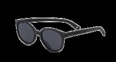 Очки солнцезащитные детские Ki ET LA WAZZ 1-2 года Black (черный)
