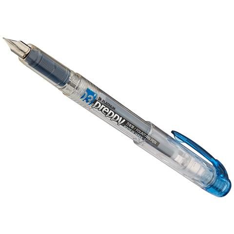 Перьевая ручка Platinum Preppy Fine (сине-чёрные чернила)