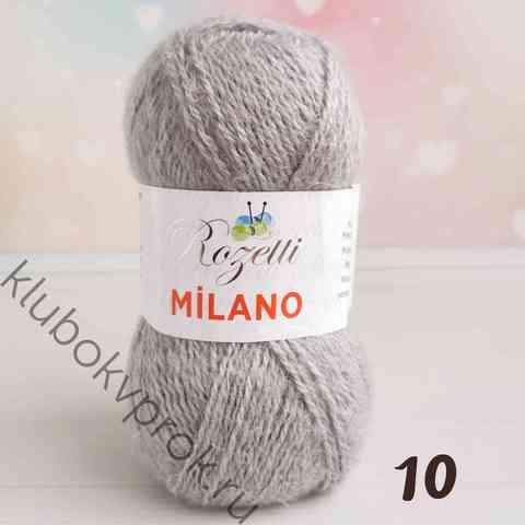 ROZETTI MILANO 361-10, Светлый серый