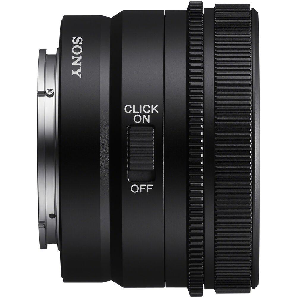 Купить объектив Sony FE 40 мм F2.5 G в фирменном интернет-магазине