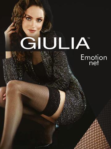 Чулки Emotion Net Giulia