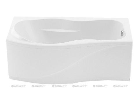 Ванна акриловая Aquanet Borneo 170x75(90) левая