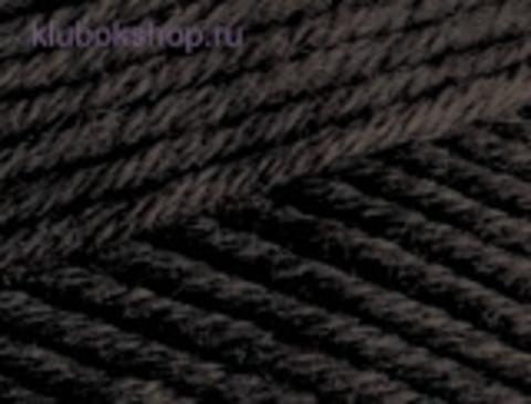 Cotton gold PLUS 60 Черный Alize - фото