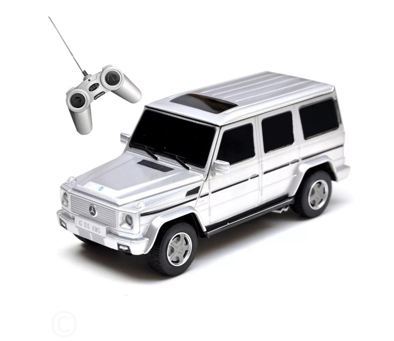 Машинка Mercedes-Benz Gelandewagen на пульте управления (G55 AMG)