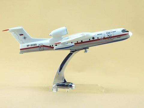 Модель самолета Бе-200 (М1:100, ЧС России)