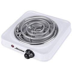 Плита электрическая 1000 Вт настольная 1-конфорочная АКСИНЬЯ КС-015 белая