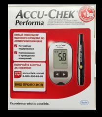 Глюкометр Акку-Чек Перформа (Accu-Chek Performa) (Германия)