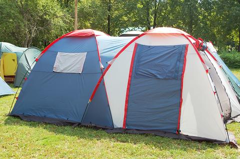 Палатка Canadian Camper GRAND CANYON 4, цвет royal