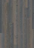 Паркетная доска Карелия ДУБ STORY RAILROAD GREY однополосная 14*188*2266 мм