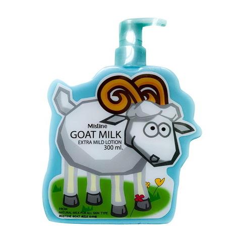 Лосьон для тела на основе козьего молока, Mistine GOAT MILK, 300 мл.