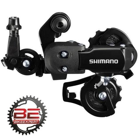 Задний переключатель скоростей Shimano Tourney FT35