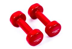 Qantel 1,50kq (qırmızı) \ Гантели 1.5 кг ( красная)
