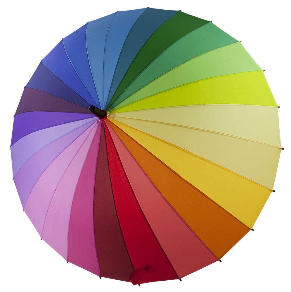 Spectrum Colorful Umbrella