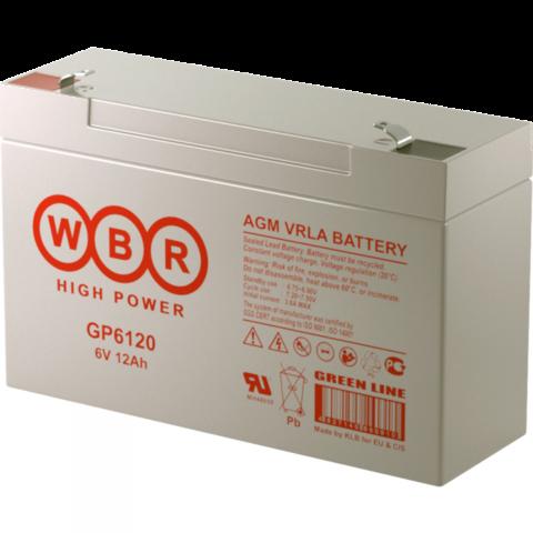 Аккумулятор WBR GP 6120