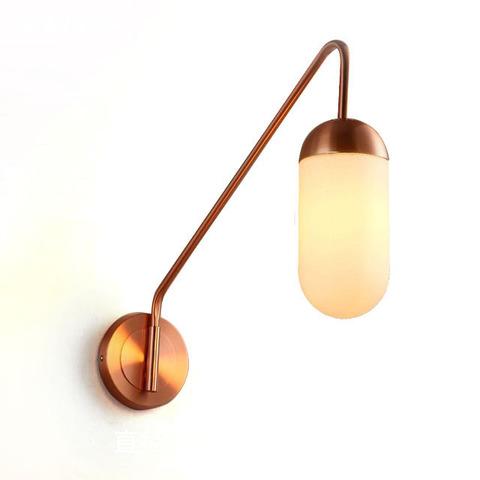 Настенный светильник Lariat by Apparatus (бронзовый)