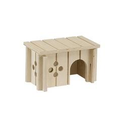 Деревянный домик для мелких животных, Ferplast SIN 4645