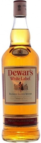 Виски Dewar's White Label, 1 л
