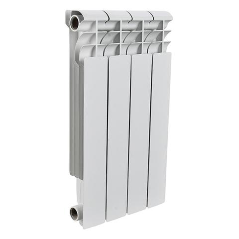 Радиатор алюминиевый секционный ROMMER Profi 350 - 4 секции