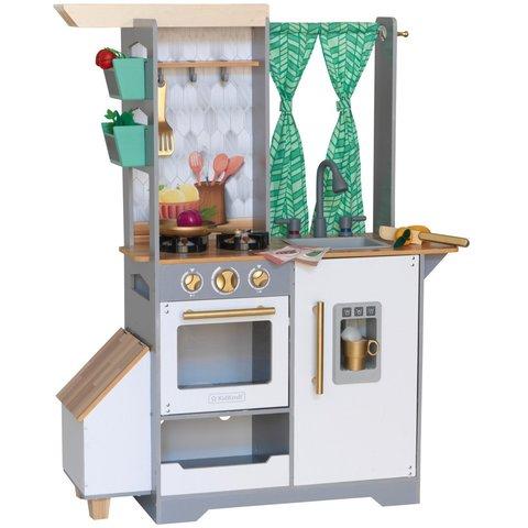 KidKraft Садовая терраса - детская интерактивная кухня 10159_KE