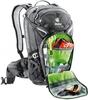 Картинка рюкзак велосипедный Deuter Attack 20 Papaya-Petrol - 2