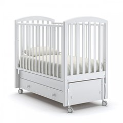 Кровать детская Дени белый