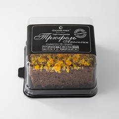 """Торт-пирожное """"Трюфель Апельсин"""" 100 г"""