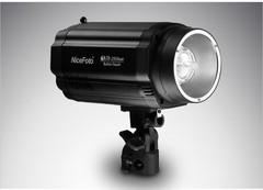 Студийный осветитель 300 Дж NiceFoto TB-300 SS