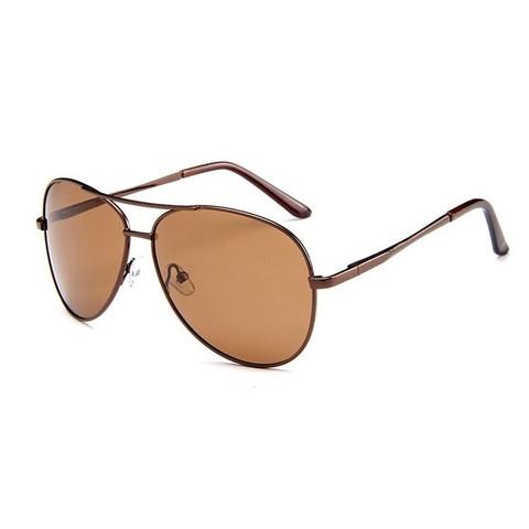 Солнцезащитные очки поляризационные 208002p Коричневый
