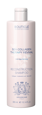 "Коллагеновый восстанавливающий шампунь – ""Bouticle Reconstruction Shampoo"" 1000 мл"