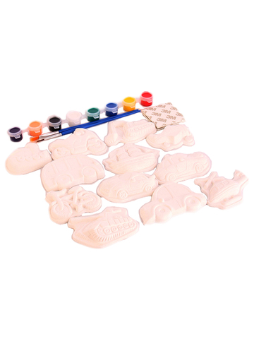 Детский набор для окрашивания гипса Gypsum paint