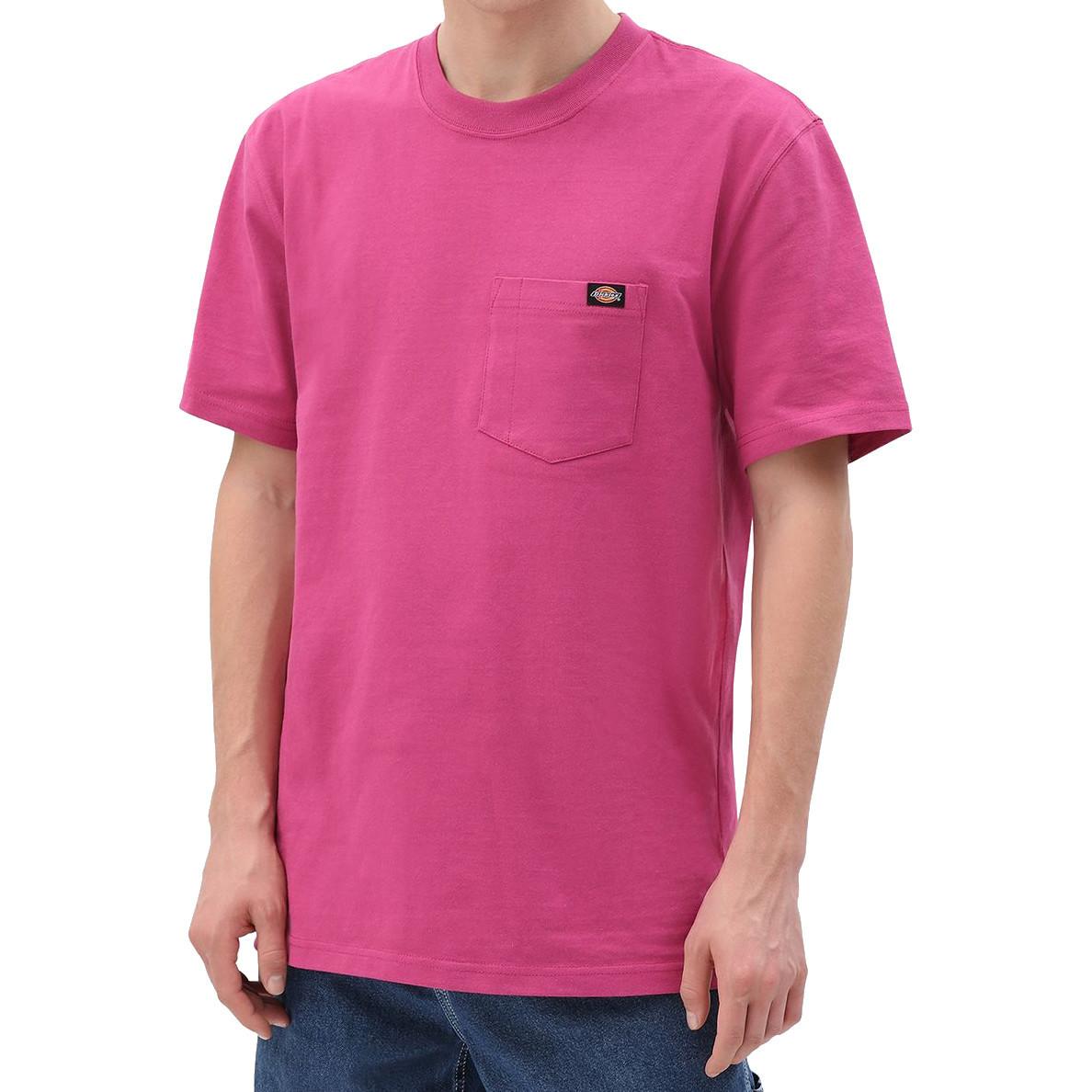 Футболка DICKIES Porterdale (Pink Berry)