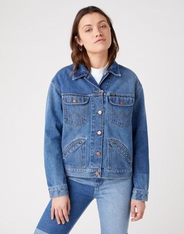 WRANGLER / Куртка джинсовая