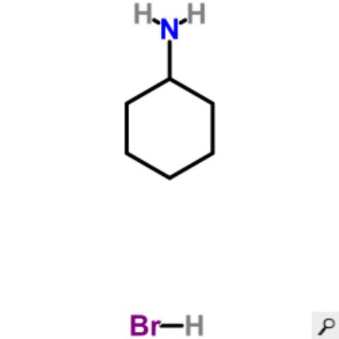 Циклогексиламин гидробромид