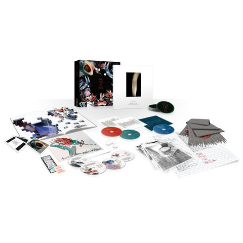 Pink Floyd / The Wall - Immersion Box Set (6CD+DVD)