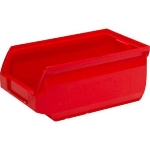 Ящик (лоток) универсальный Sanremo полипропиленовый 170x105x75 мм красный