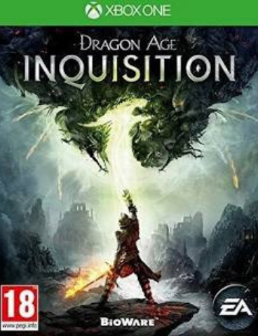 Dragon Age: Инквизиция (Inquisition) (Xbox One/Series X, русские субтитры)