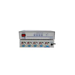 Разветвитель VGA  1 на 4 со звуком CA4A