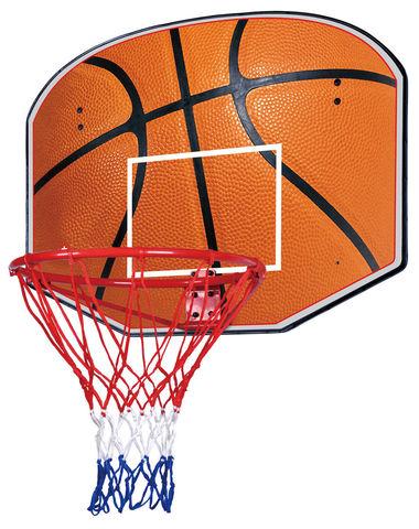 Щит баскетбольный с кольцом HKBR1066, 80 х 60 см