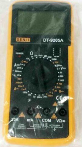 Мультиметр DT 9205 A
