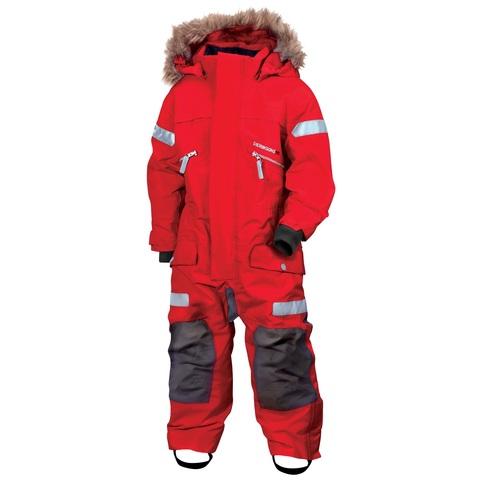Детский комбинезон Didriksons Theron - Red (красный)
