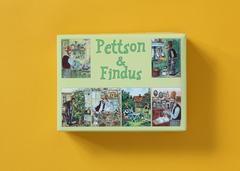 Кубики «Петсон и Финдус — зелёный набор»