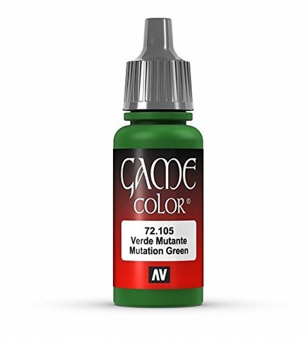 Game Color Mutation Green 17 ml.