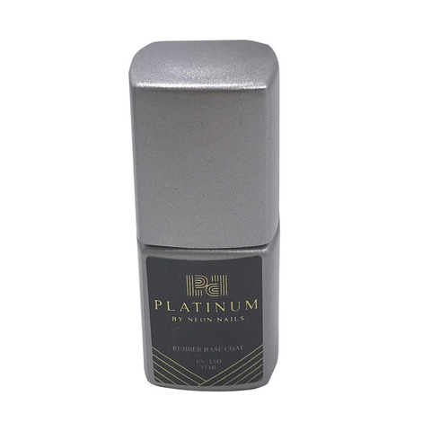 Каучуковая база Rubber Base coat PLATINUM, 12 ml