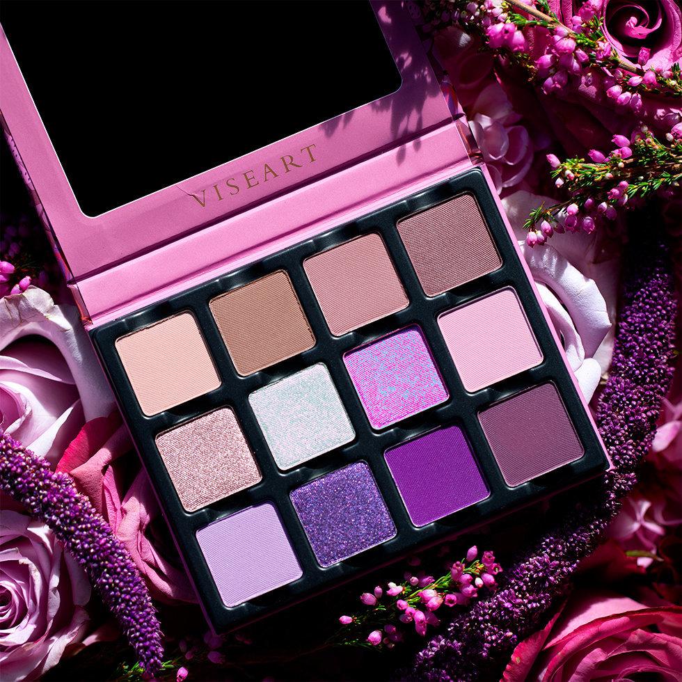 Viseart Violette Étendu Palette
