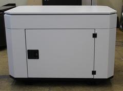 Шумозащитный всепогодный миниконтейнер (RAL 7035)
